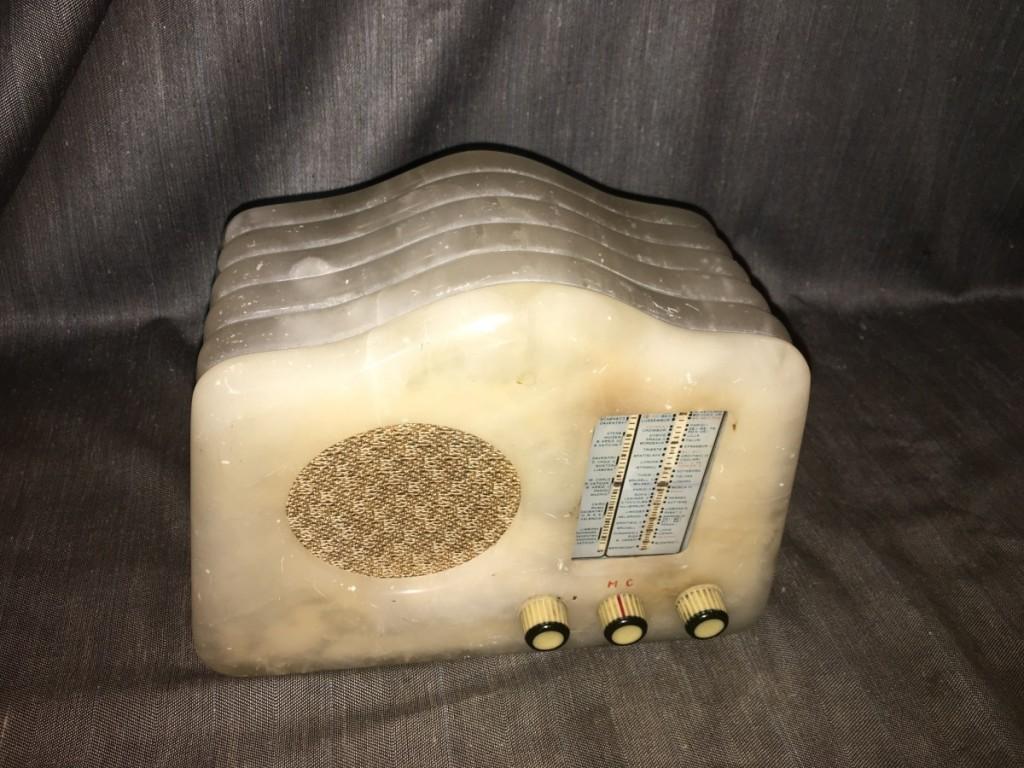 Radio Marcucci M72 alabastro 4
