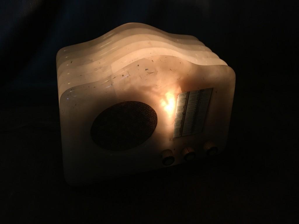 Radio Marcucci M72 alabastro 7