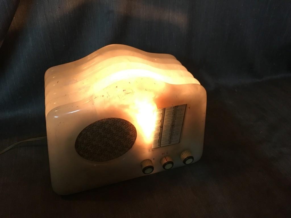 Radio Marcucci M72 alabastro 9