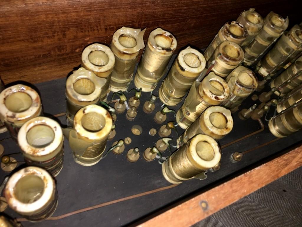 allocchio bacchini anni 20 12 strumento misura
