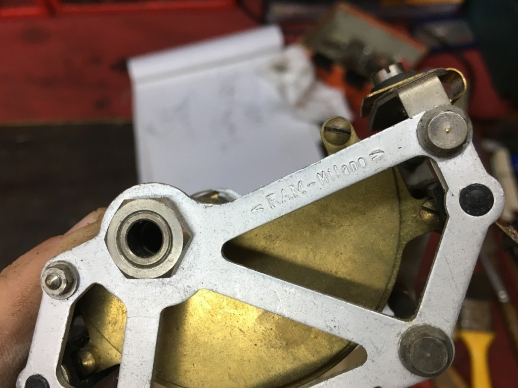 condensatore variabile ram ramazzotti radio 11