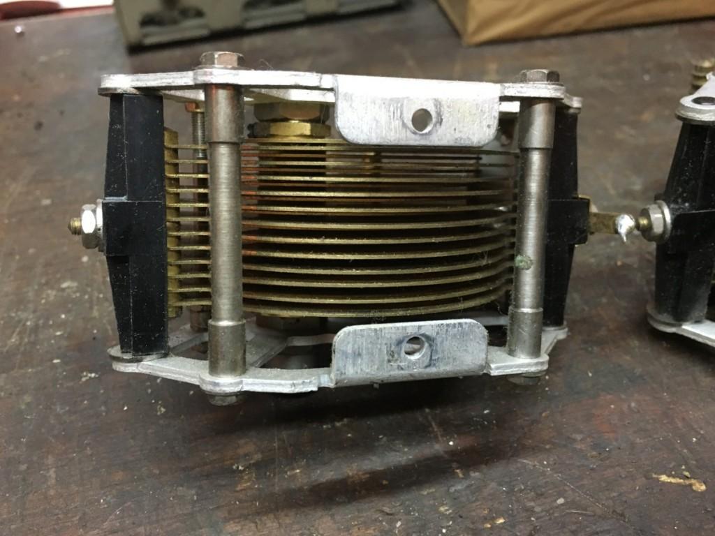 condensatore variabile ram ramazzotti radio 13