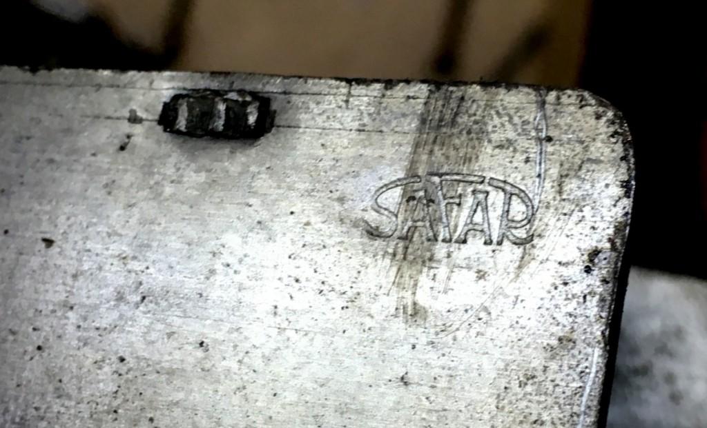 condensatore variabile safar radio 1