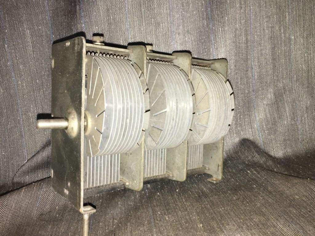 condensatore variabile safar radio 4 piccolo amico