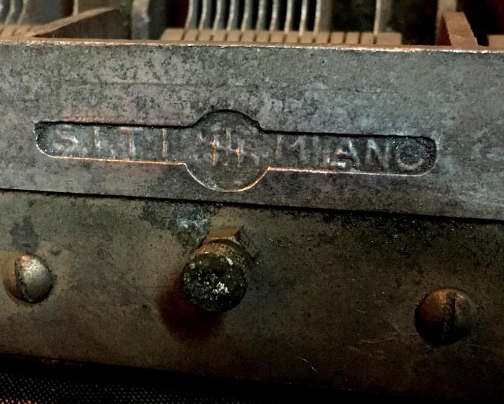 vendo condensatore variabile siti radio società industrie telefoniche italiane