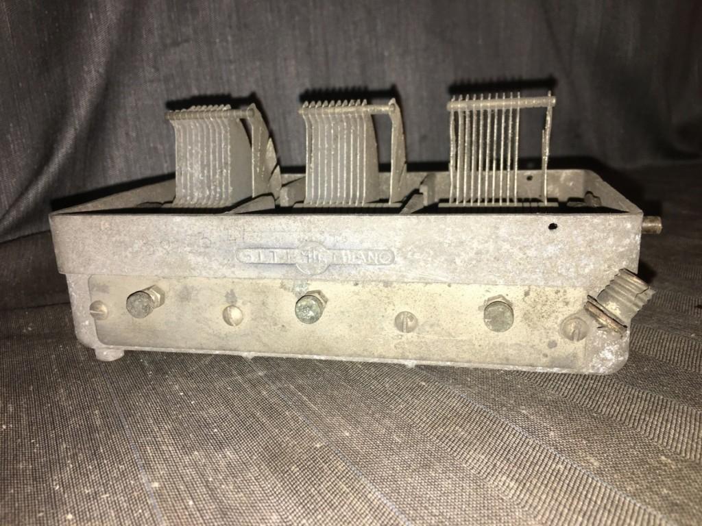 condensatore variabile siti radio 4