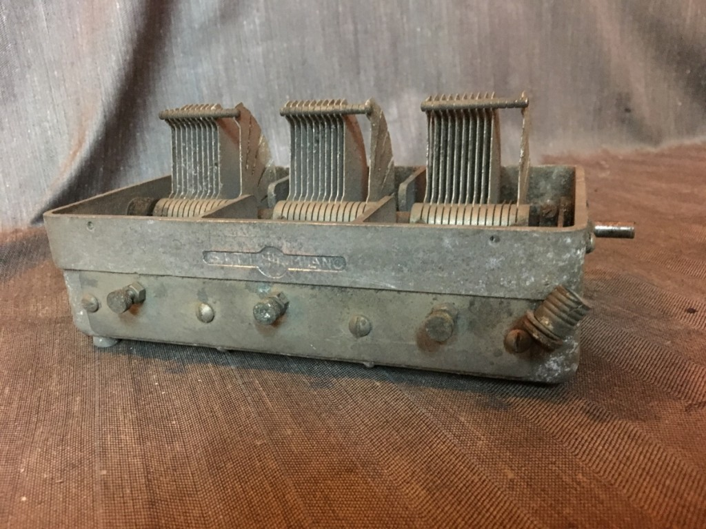 condensatore variabile siti radio 5