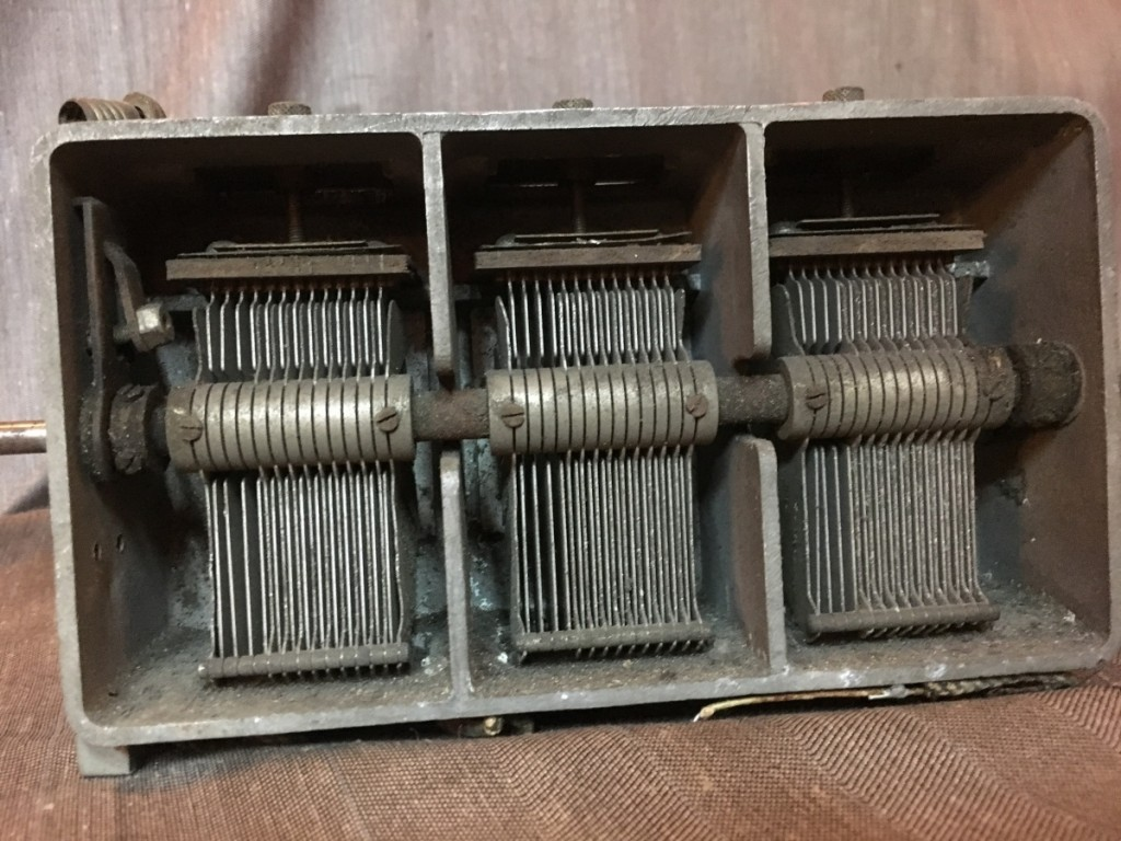 condensatore variabile siti radio 6