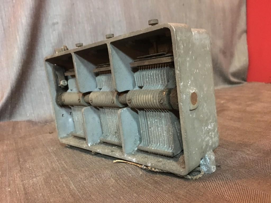 condensatore variabile siti radio 7