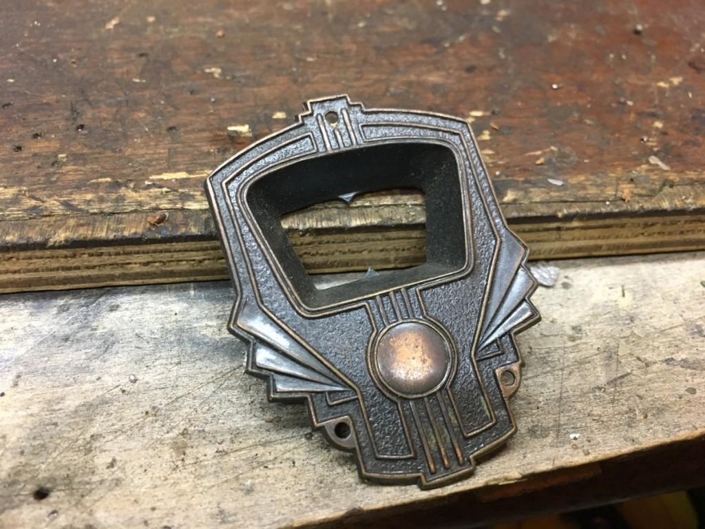 mascherina geloso anni 30 scala numerica radio 1