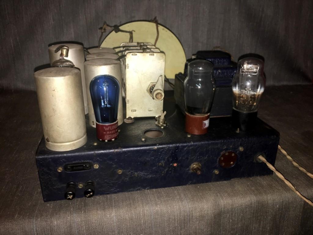 radio Arel il grillo del focolare 25