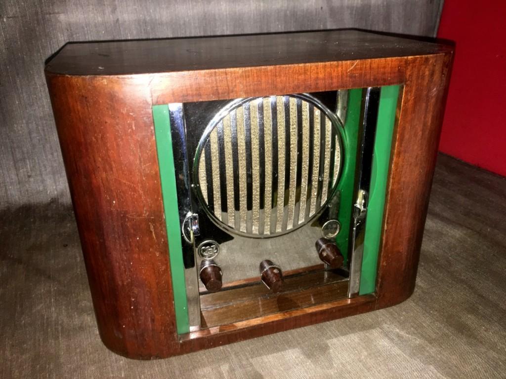 Radio CGE modello Audiola XI
