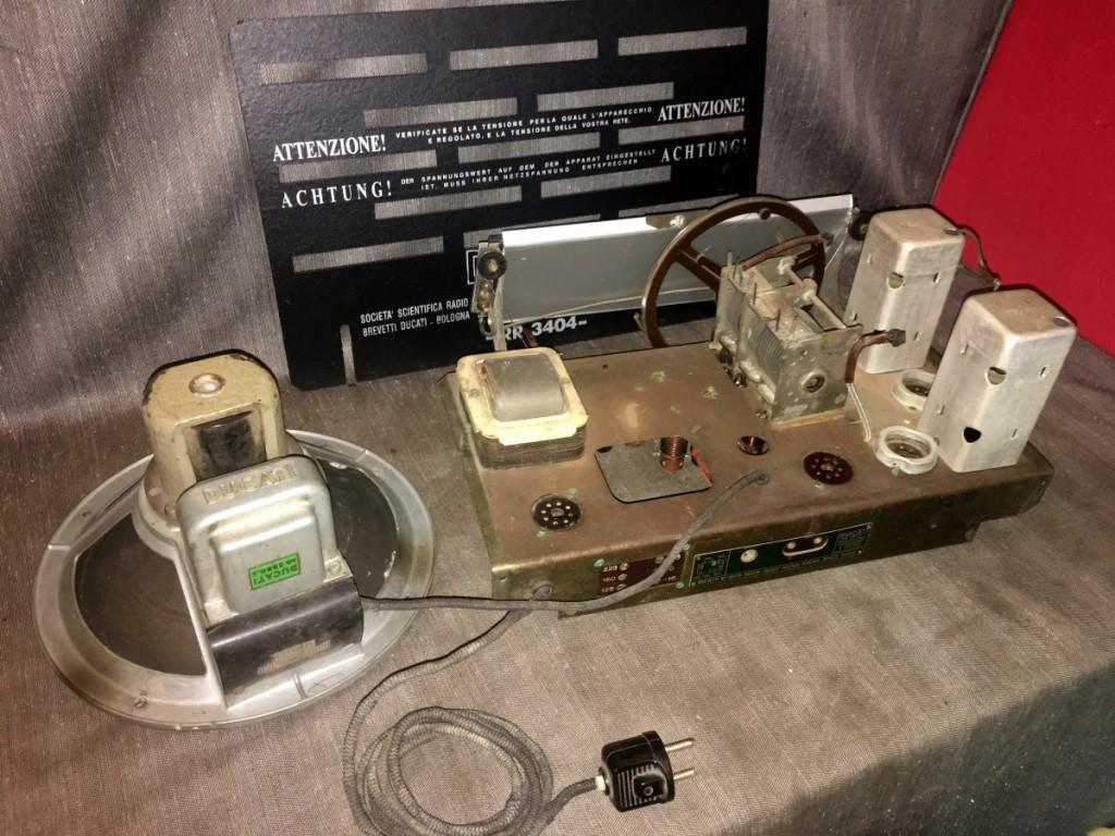 radio DUCATI 3401 parta pane15