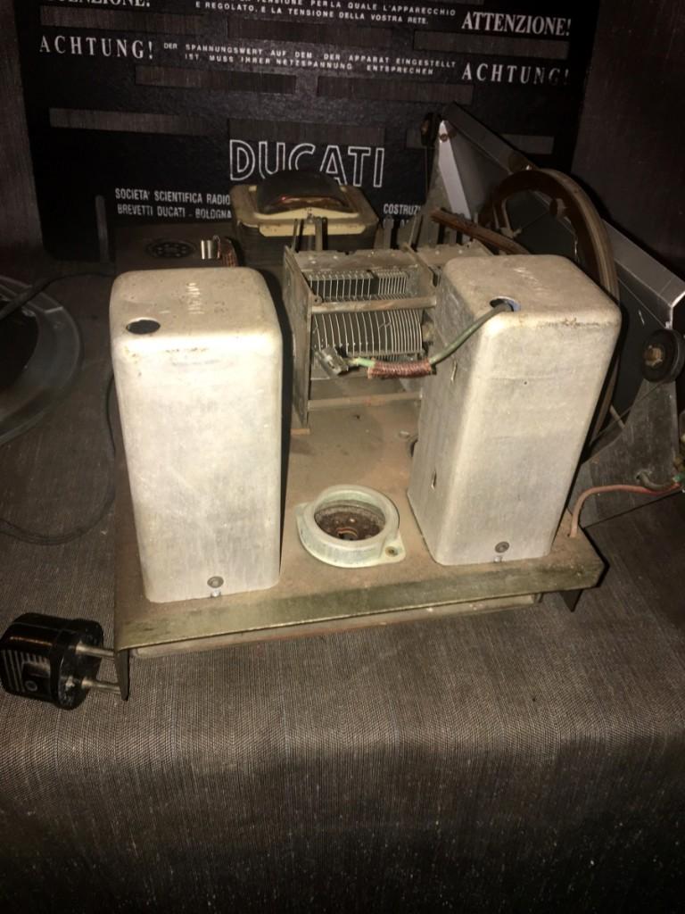 radio DUCATI 3401 parta pane19