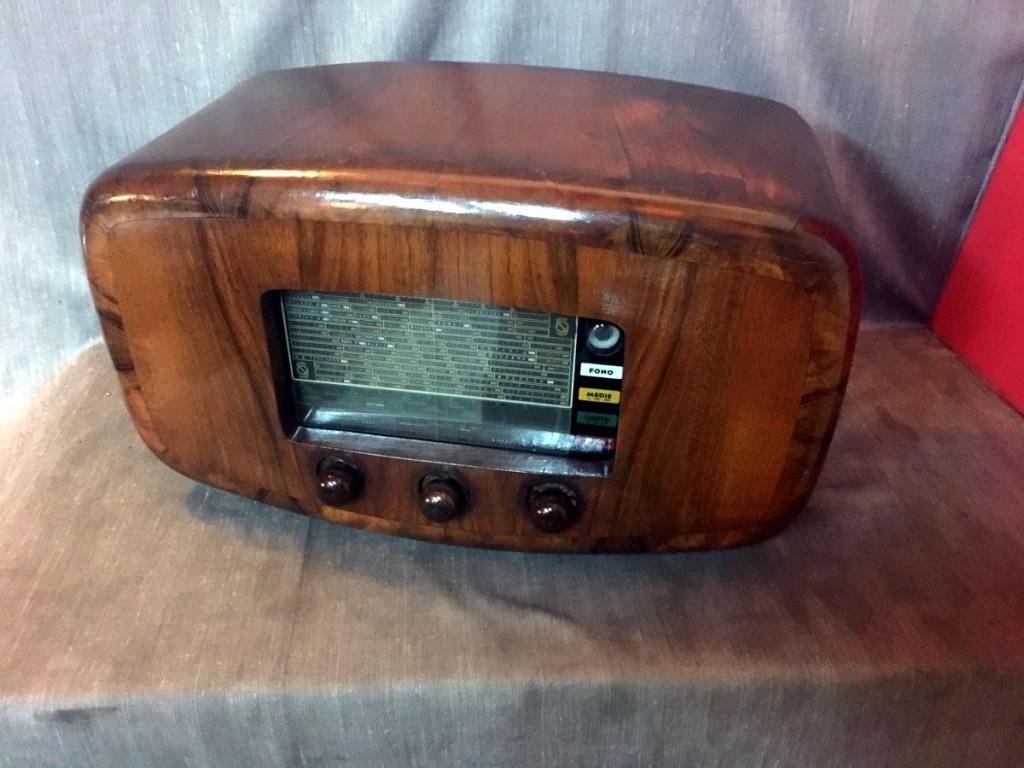 """Radio Savigliano modello 110 C """"cocomero"""""""