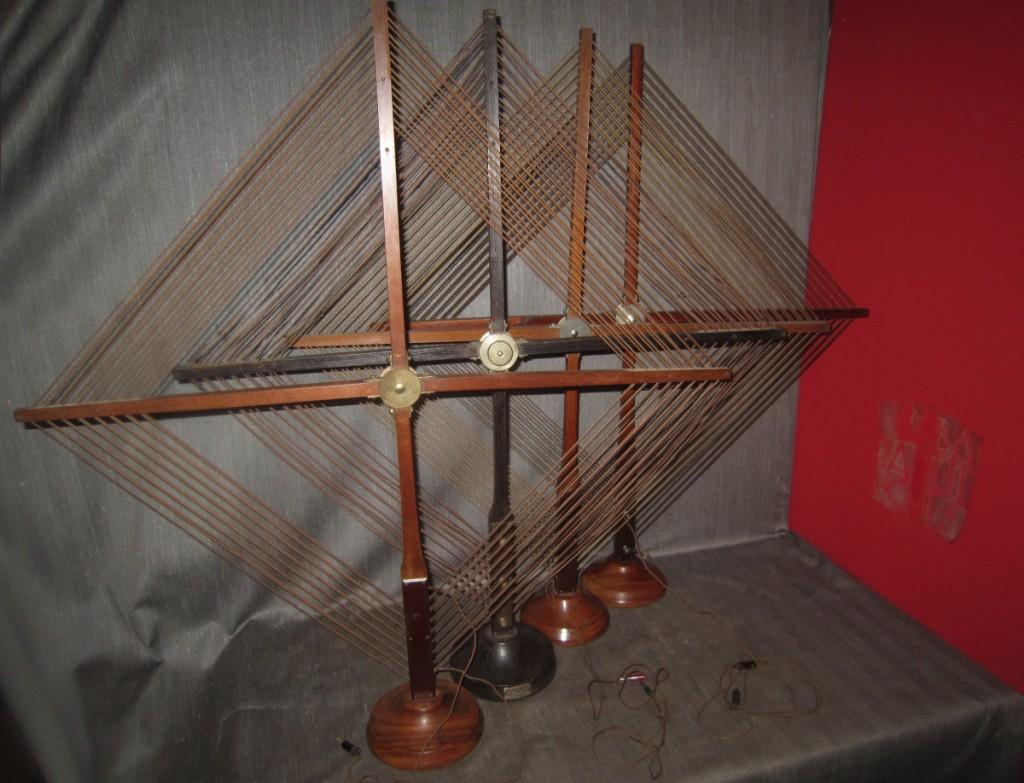 Radio ramazzotti antenna a telaio pieghevole ram  Milano
