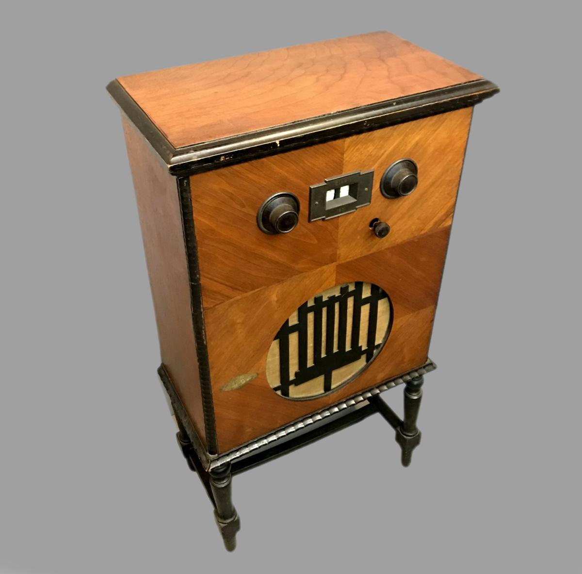 Ansaldo Lorenz Radio modello EIAR 1 anno 1931