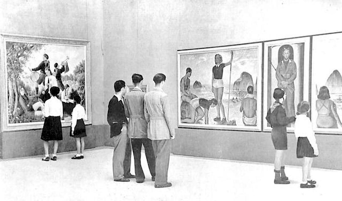 Premio Cremona 1941. Tema: La gioventù italiana del Littorio