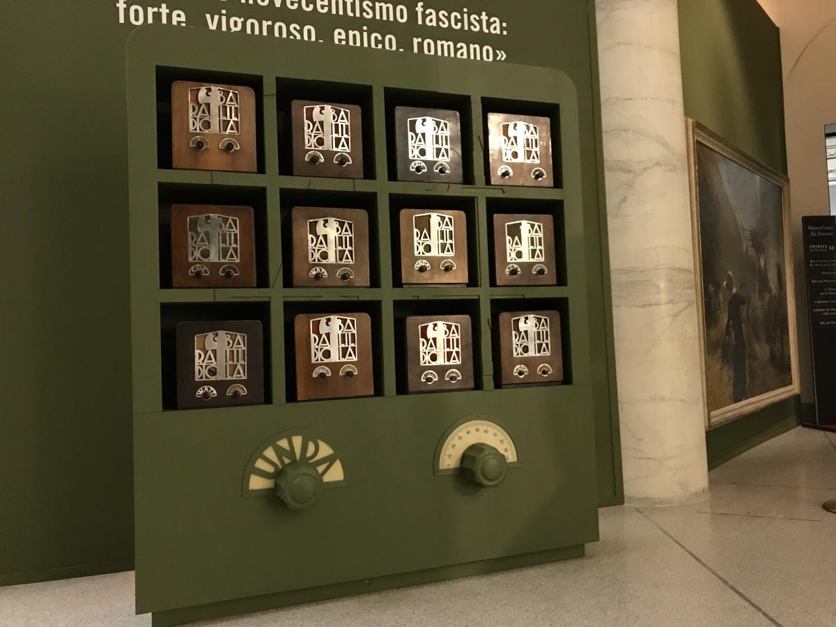 """21 settembre 2018 : La Mostra storica del """"Premio Cremona"""". Tutte le Balilla esposte."""