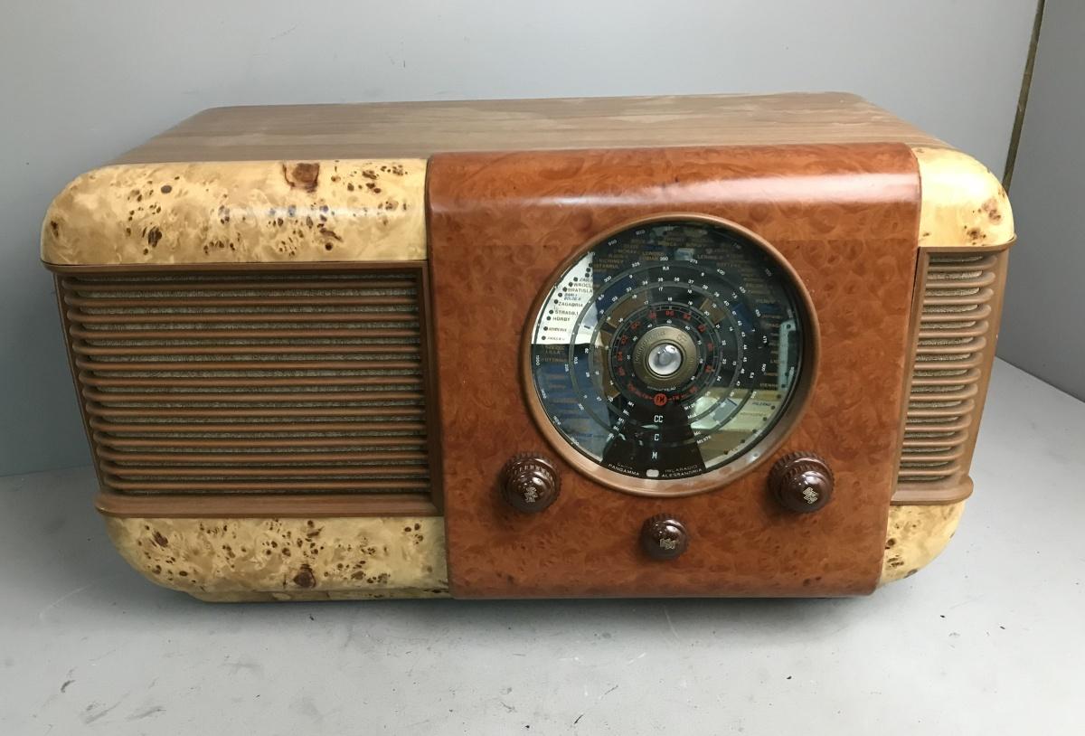 Radio Imca modello Pangamma, classe 1950. una MF doc