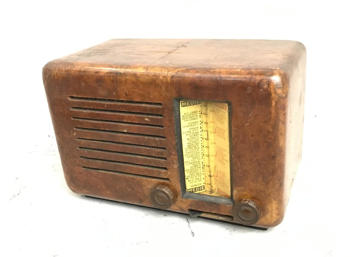 Radio Marelli Fido 9U15 ( Mobile in Legno ) Rarissimo
