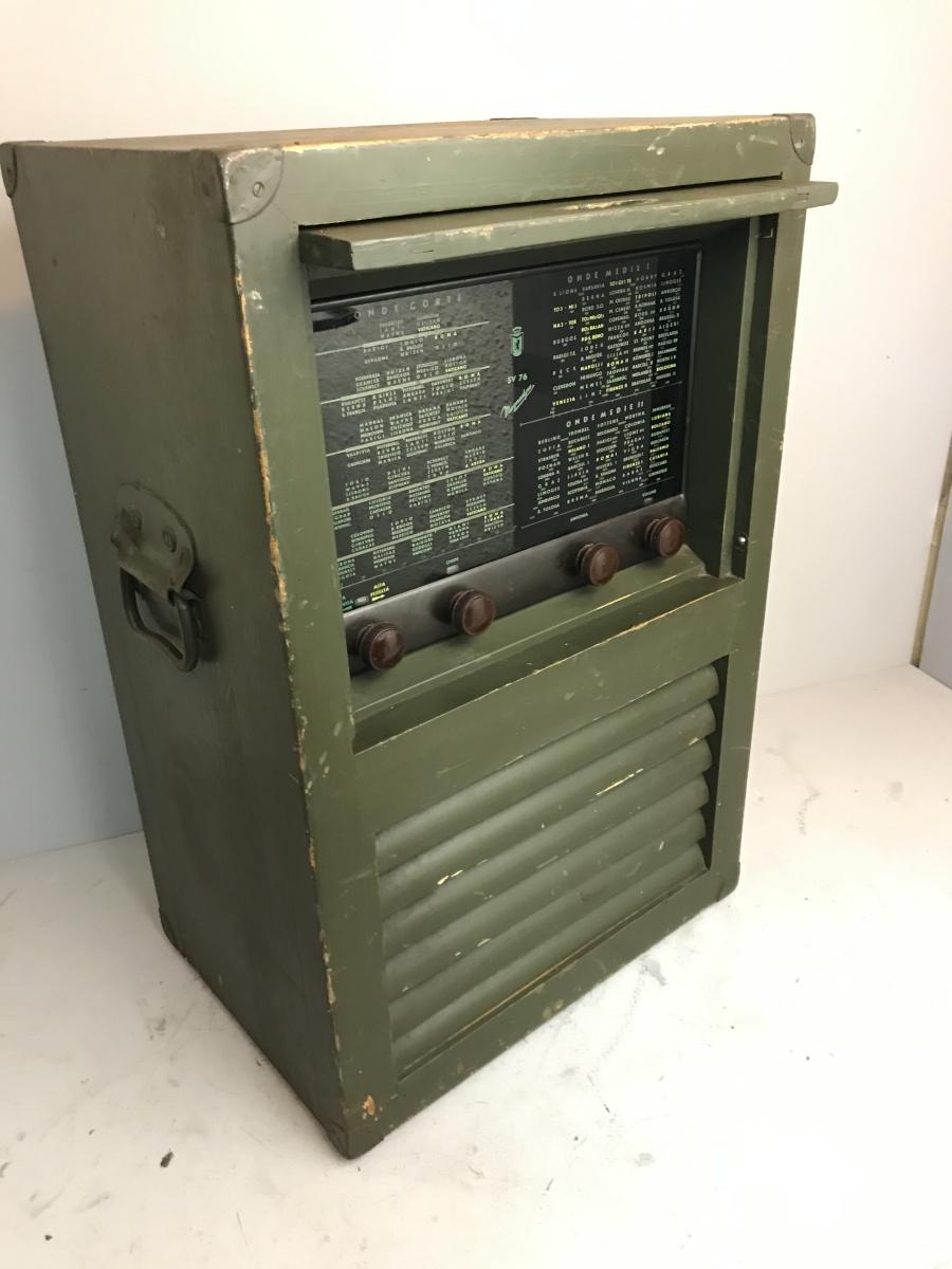 Magnadyne SV 76 FF AA radio in dotazione alle Forze Armate