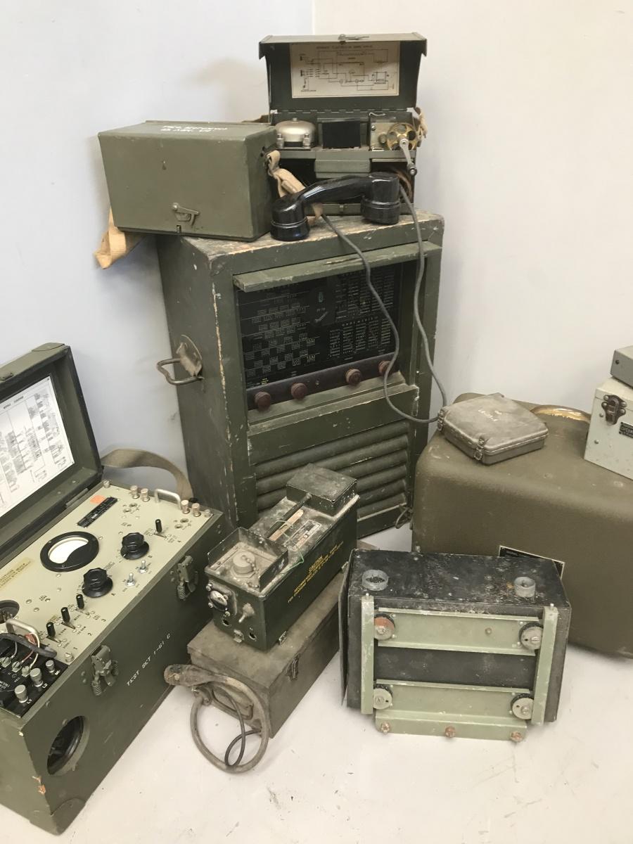 Radio militari, radio militare, valutazione, prezzo , stima, perizia, militaria