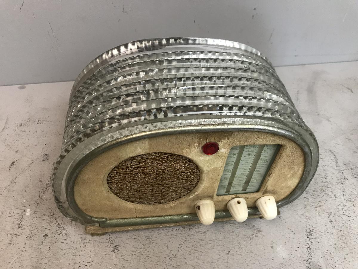 Radio Marcucci Milano M72 Cristallo
