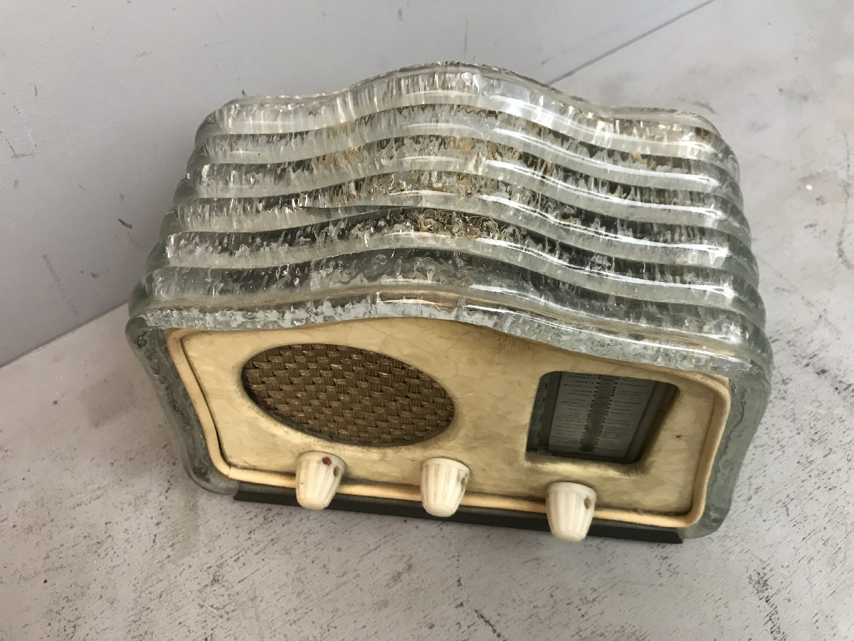 Radio Marcucci Microwatt cristallo